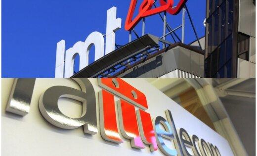 'Telia': viens no variantiem ir pārdot visas LMT un 'Lattelecom' daļas