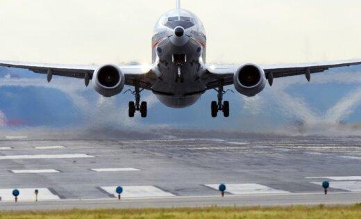 В аэропорту аварийно сел самолет: на его борту скончался пассажир