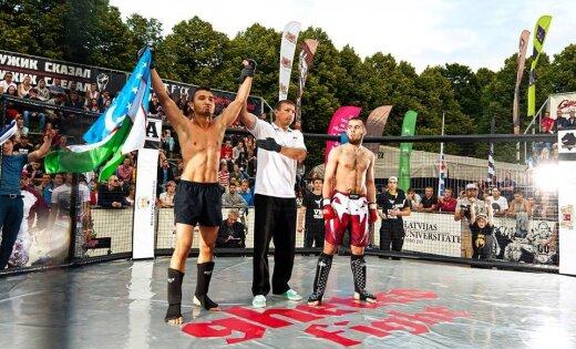 В Риге вновь пройдет бойцовский турнир Ghetto Fight