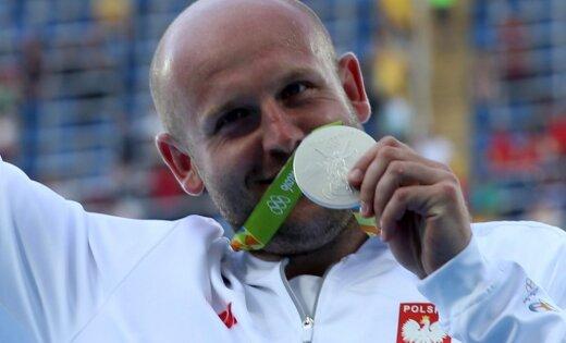 Призер Олимпиады-2016 реализовал медаль ради нездорового ребенка