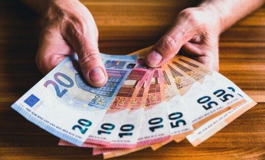 Ātro kredītu un nebanku sektors no jauna varētu izsniegt 570-590 miljonus eiro