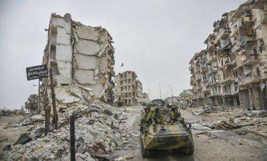 Россия и США начали работу над созданием канала связи по Сирии
