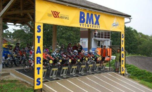 Ventspilī notiks divu dienu BMX sacensības