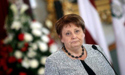 Страуюма: санкции РФ нанесут 55-милионный ущерб экономике Латвии