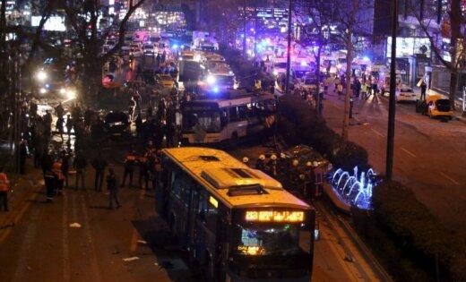 Latvijas valstspiederīgie Ankarā notikušajā teroraktā nav cietuši