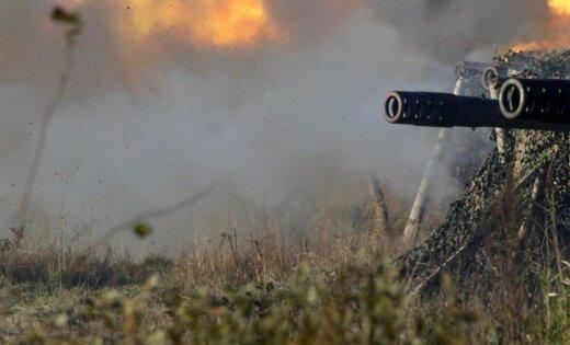 Sākas Krievijas un Baltkrievijas mācību 'Zapad 2017' aktīvā fāze
