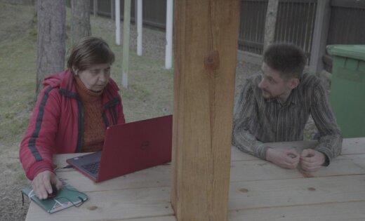 Pirmizrādi piedzīvos Ievas Ozoliņas jaunā filma 'Dotais lielums: mana māte'