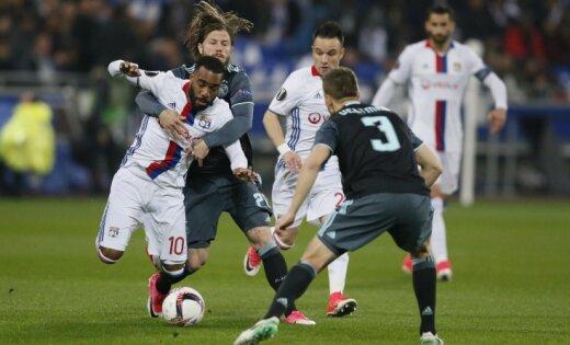 «МЮ» вышел вфинал Лиги Европы