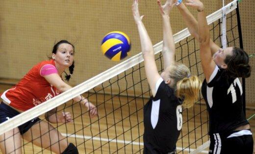 Sākušās Latvijas III Olimpiādes otrās dienas sacensības