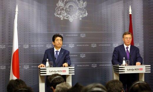 Kučinskis: Latvija un Japāna ir līdzīgi domājošas valstis