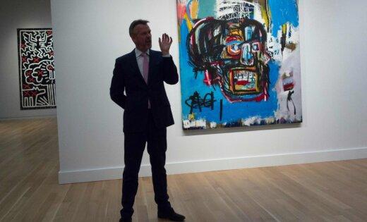 Cena – 110,5 miljoni. Baskjā glezna pārspēj mākslas tirgus rekordus