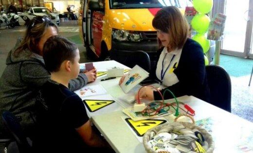 В начале учебного года детям и молодежи необходимо напомнить правила электробезопасности