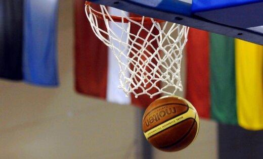 LSBL spēlē Daugavpils Universitāte uzveica LU basketbolistes