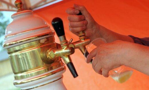 Alus ražošana Latvijā sarukusi gandrīz par trešdaļu