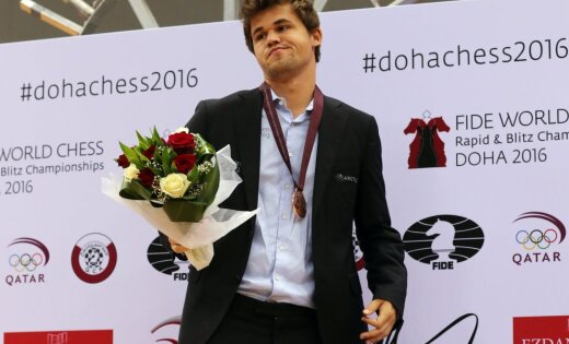 Карякин объявил, что не ждал выиграть титул чемпиона мира