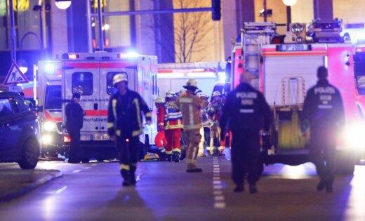 Меркель назвала терактом происшествие нарождественской ярмарке вБерлине