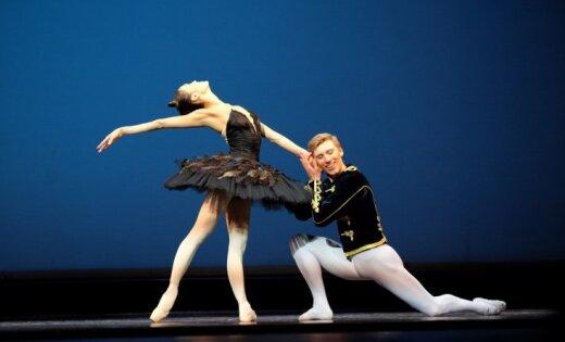 ФОТО: В Риге выступили звезды европейского балета