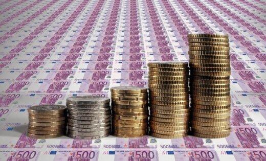 Латвийцы накопили более 8 миллиардов евро