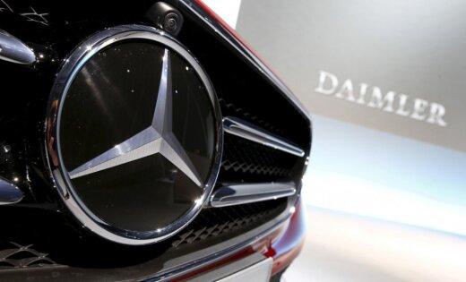 Pēc ASV sankciju atjaunošanas 'Daimler' pārtrauc aktivitātes Irānā