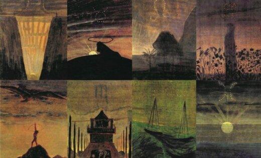 Lūznavā godinās lietuviešu mūzikas un mākslas ģēnija Čurļoņa daiļradi