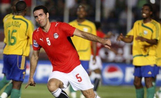 Египет внес футболиста Абутрику всписок террористов