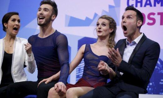 Пападакис иСизерон стали чемпионами мира втанцах нальду