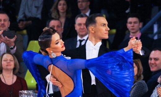 Latvija pirmo reizi finālā 'Grand Slam' turnīrā sporta dejās