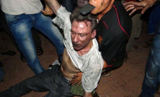 Сети взбудоражили фото инцидента сХиллари Клинтон