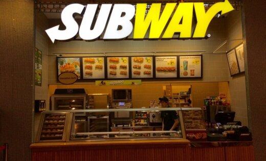 Subway впервые сократила число ресторанов в США