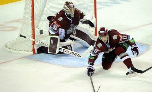 KHL: Rīgas 'Dinamo' – 'Atlant' 2:5 (spēle noslēgusies)