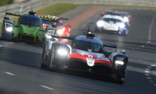 'Toyota' uzvar pirmajā Lemānas 24 stundu kvalifikācijā