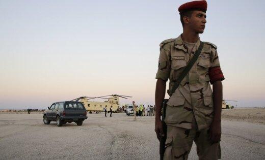 В Египте найден бортовой самописец A321