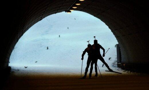 Латвийские биатлонисты итренеры неподписали петицию обужесточении антидопинговых правил