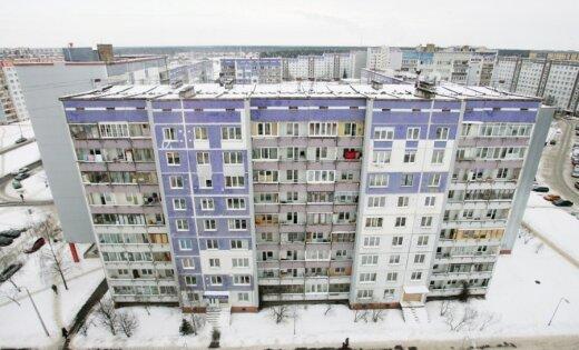В феврале серийные квартиры в Риге подорожали на 1,5%