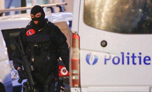 ВБельгии милиция задержала подозреваемого ворганизации терактов вБрюсселе иПариже