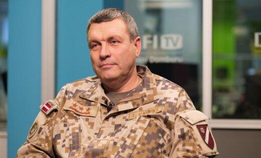 Bruņoto spēku komandieris ASV apmeklēs militārās mācības 'Northern Strike'