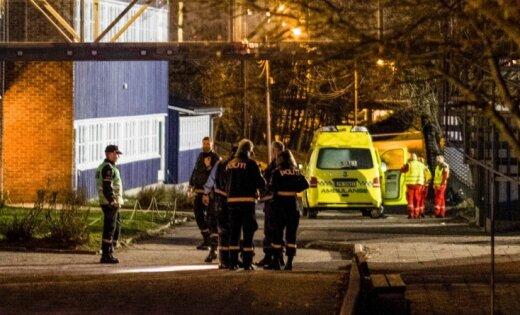 ВНорвегии женщину иребенка убили натерритории школы