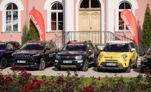 Piedalies balsojumā par 'Latvijas Gada auto 2015' simpātiju!