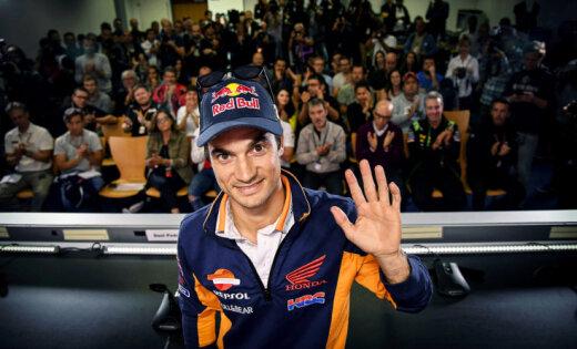 Trīskārtējais 'MotoGP' pasaules vicečempions Pedrosa šogad beigs karjeru