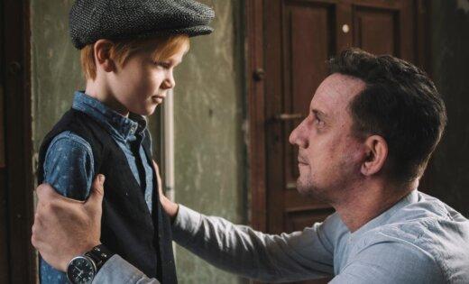ФОТО: В Латвии начались съемки фильма о Жанисе Липке