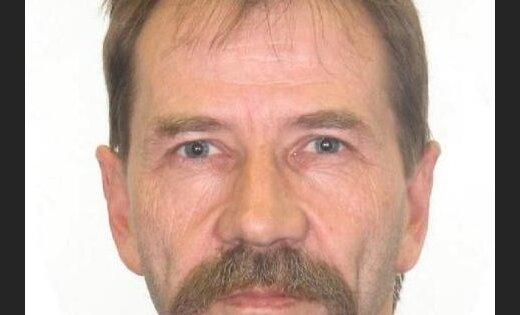 Полиция разыскивает пропавшего без вести мужчину
