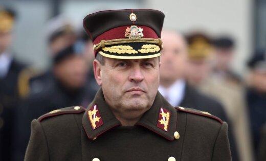 Новый главком НВС обещает обеспечить несгибаемый дух латвийской армии