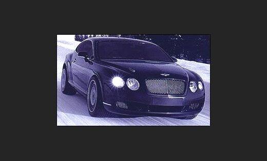 bentley arnage самый красивый автомобиль в мире 2003