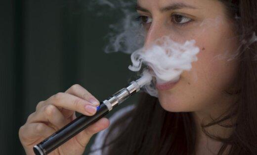 Ученые обнаружили новые канцерогены вэлектронных сигаретах