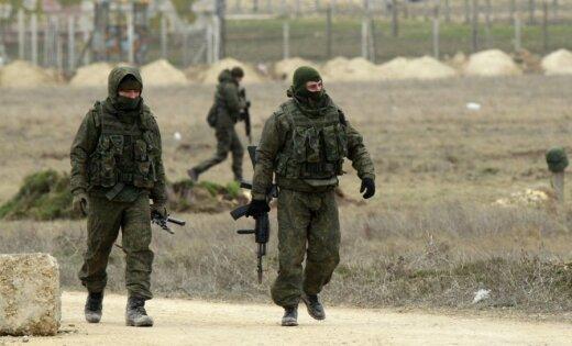 Krievu seržants Krimā nošāvis ukraiņu majoru
