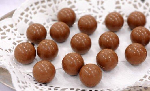 'Pure Chocolate' eksports veido vairāk nekā 50% no uzņēmuma apgrozījuma