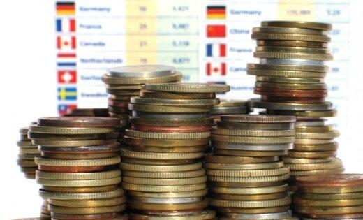 Valsts parāds līdz 2021. gadam varētu sarukt par 4%, prognozē FM