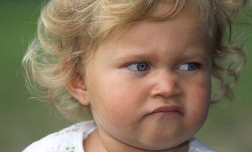 Kaprīzs un spītīgs mazulis: četri elementāri savaldīšanas paņēmieni