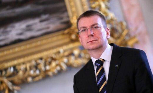 Ринкевич: если ситуация изменится, можно говорить о смягчении или отмене санкций против России