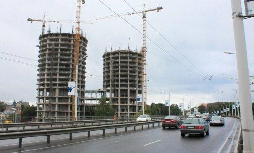 Rīgas augstāko ēku top 35
